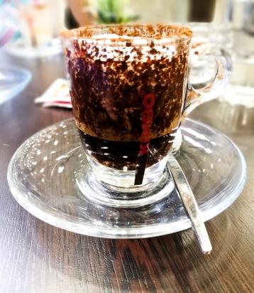 Kimbo Espresso Schiumato