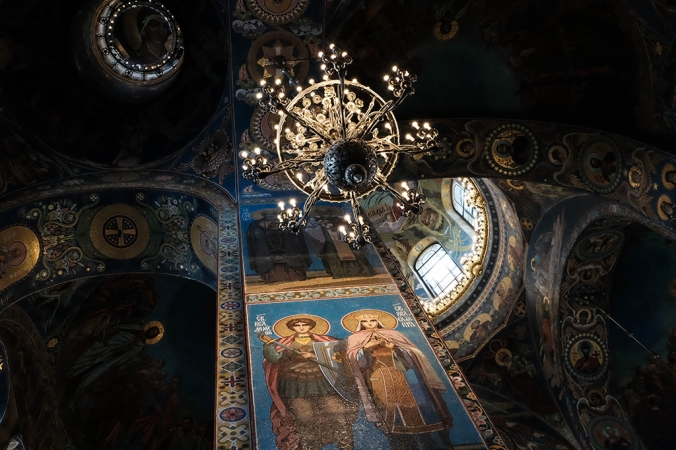 orthodox church saviour spilled blood