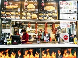 kiosk wenceleas tourist trap