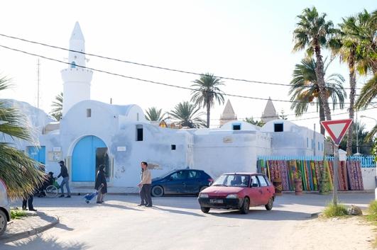 djerba street tunisia guide