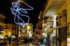 Nafplio street lights
