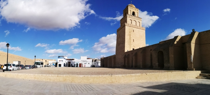 mosque kairouan guide tunisia